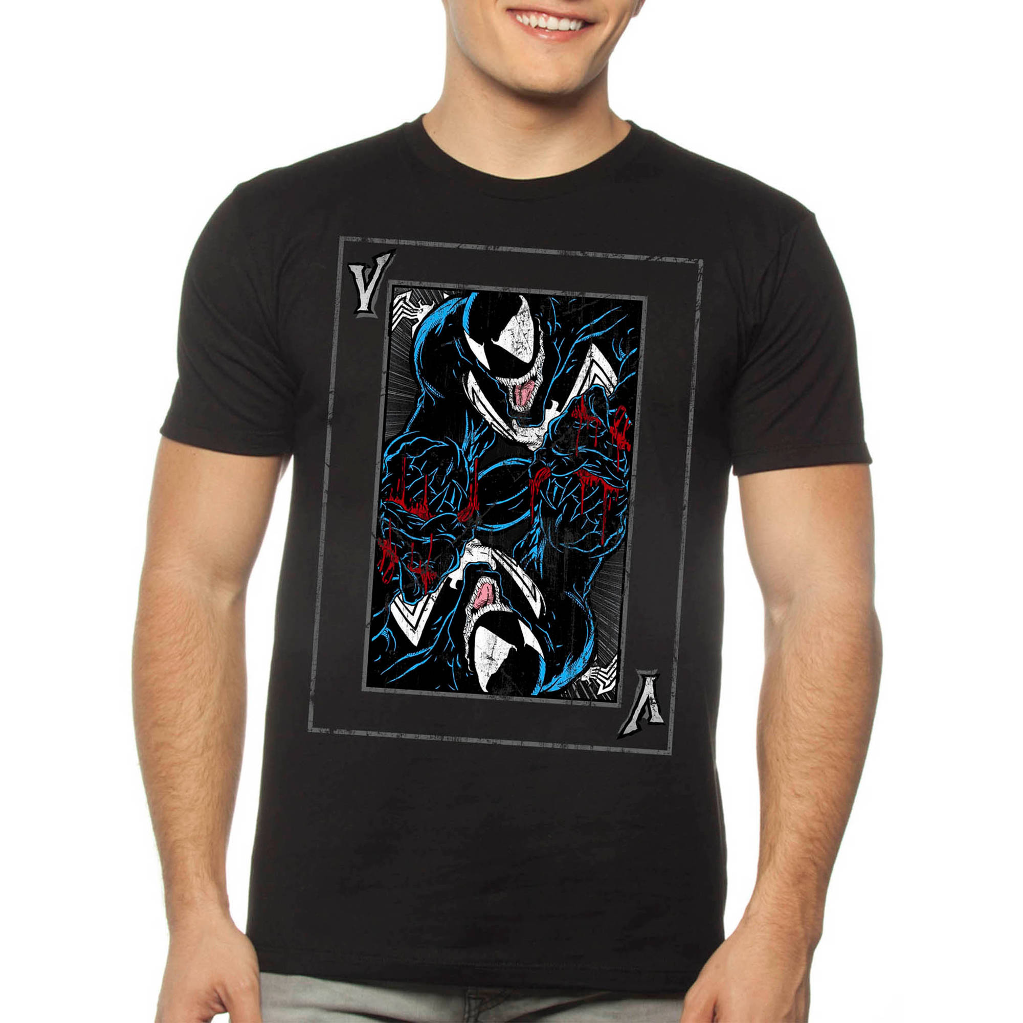 Learned From Spiderman Big Men's Graphic Tee