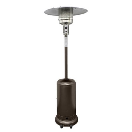 Az Patio Heaters Outdoor Heater In Hammered Bronze