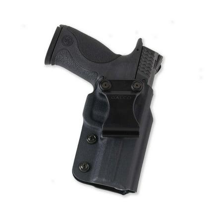 Galco Triton Kydex IWB Holster for Glock 26, 27, 33 - Black, Right (Best Kydex Iwb Holster For Glock 26)