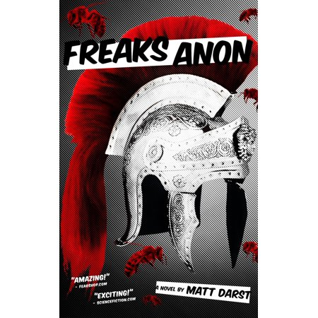 Freaks Anon - eBook (Anon Wm1)
