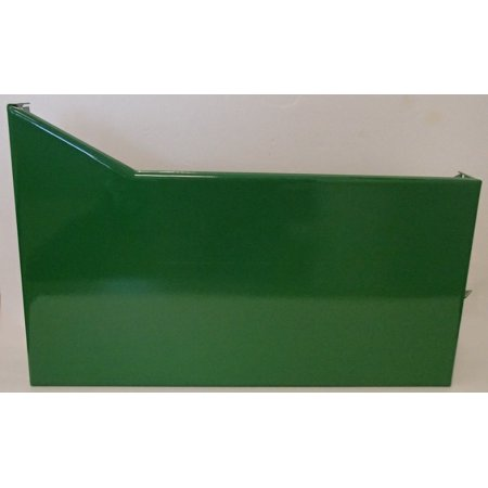 John Deere Battery Box LH A-AR26617 fits 4620 4520 4320 4020 4010 4000 (John Deere Ballast Box)