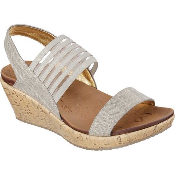 d36ee6d0d205 skechers cali women s beverlee smitten kitten wedge sandal. Country of  Origin  China