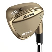Cleveland Golf RTX-4 Tour Raw Golf Wedge (52 Degrees, Mid Bounce)