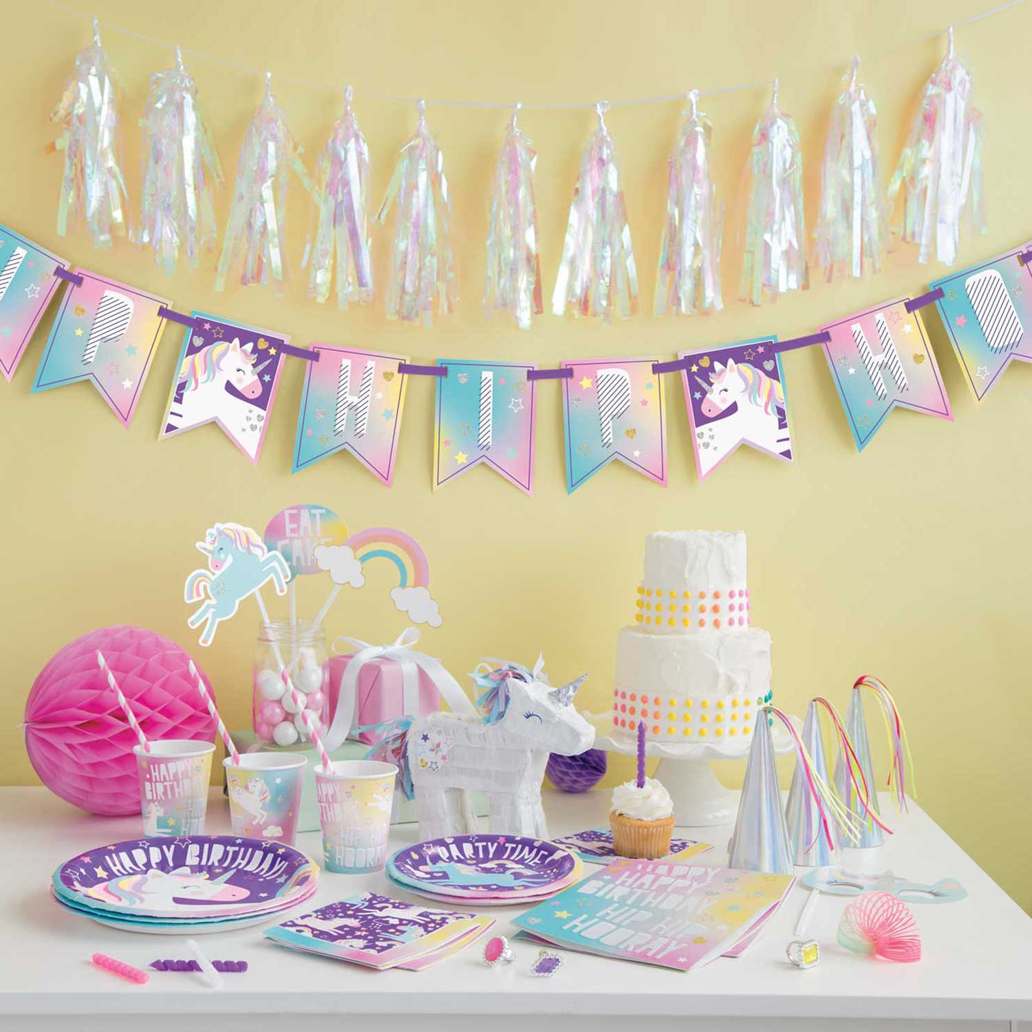Unicorn Party - Walmart.com
