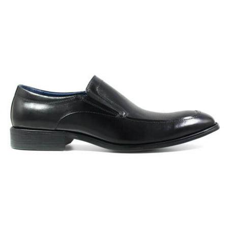 Stacy Adams 25150-001-100M Men's Jace Black Slip-On, 10M Size - image 3 of 4