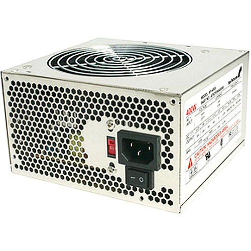 400W Silent ATX Computer PC Power Supply
