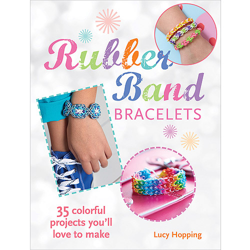 Cico Books-Rubber Band Bracelets