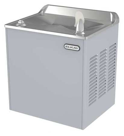 ELKAY Water Cooler,Compact,8 GPH,Gray,115V EWCA8L1Z