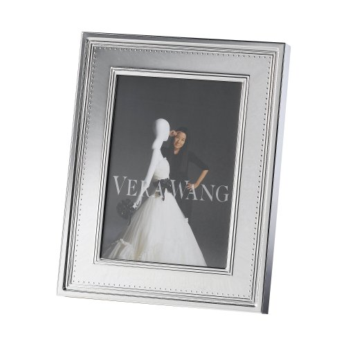 Vera Wang Grosgrain Picture Frame