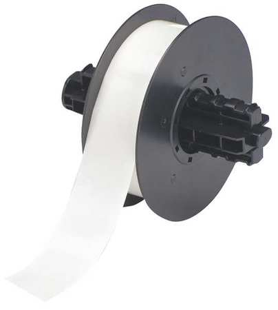 Label Tape Roll,Clear,100 ft. L