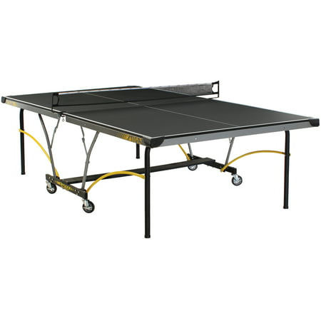 STIGA Synergy Indoor Table Tennis Table with QuickPlay Design for Assembly in 20 Minutes or Less