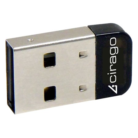 cirago bta8000 usb bluetooth 4 0 mini adapter. Black Bedroom Furniture Sets. Home Design Ideas