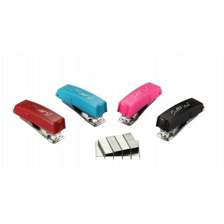 Bostitch Mini No  10 Stapler  Assorted Colors