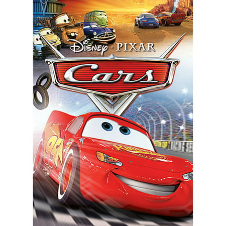 Cars (DVD) (Old Disney Halloween Movies List)