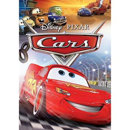 Cars (DVD) - Halloween Disney Movies List