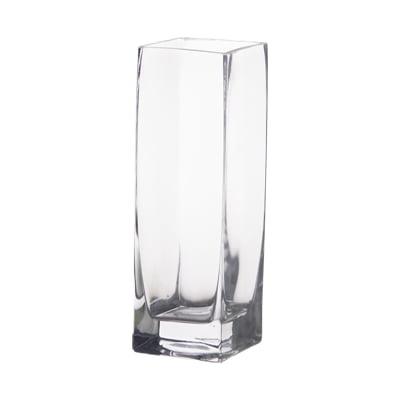 8 Glass Square Bud Vases Walmart
