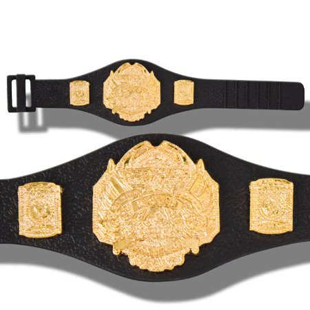 TNA Jakks World Heavyweight Championship Action Figure Belt