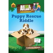 Puppy Rescue Riddle (Animal Planet Adventure Chapter Book #3) - eBook