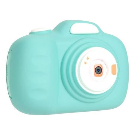 Tebru Children Digital Camera, Kids Digital Camera HD 12 Megapixels Front Camera+8 Megapixels Rear Camera For Children, Children (Front Facing Camera Not Working Iphone 6)