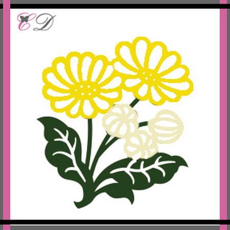 Cheapo Dies - Sunny Daisies (Die Sunnies)