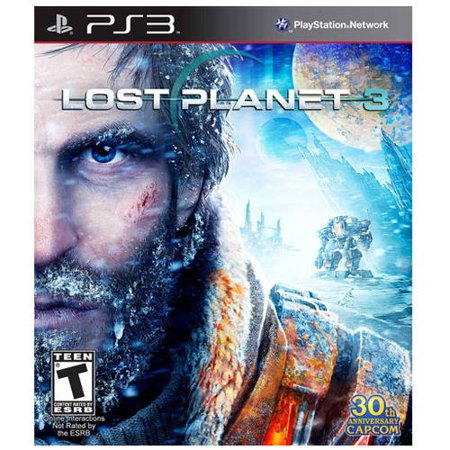 Lost Planet 3  Ps3    Pre Owned