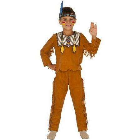 native american scout child halloween costume - Halloween Native American