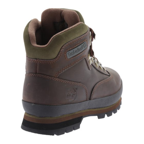 400dcc46b34 Timberland - Timberland Euro Hiker Oiled Leather Brown Men's Hiking ...