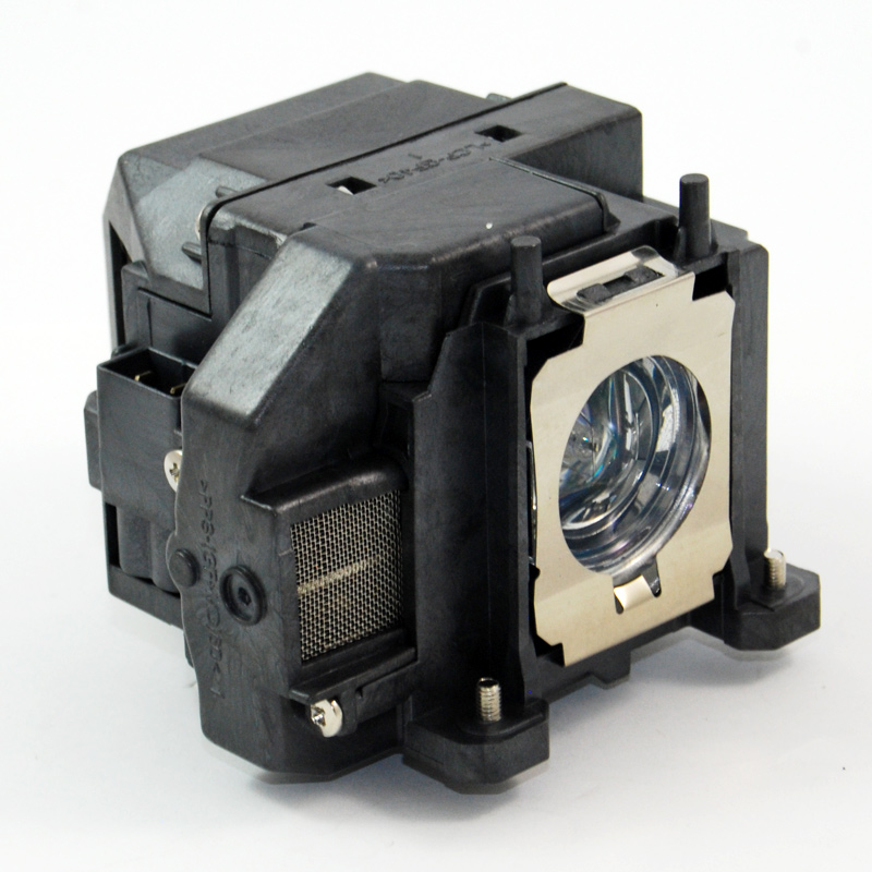 Epson EX7210 Projector Housing with Genuine Original OEM Bulb