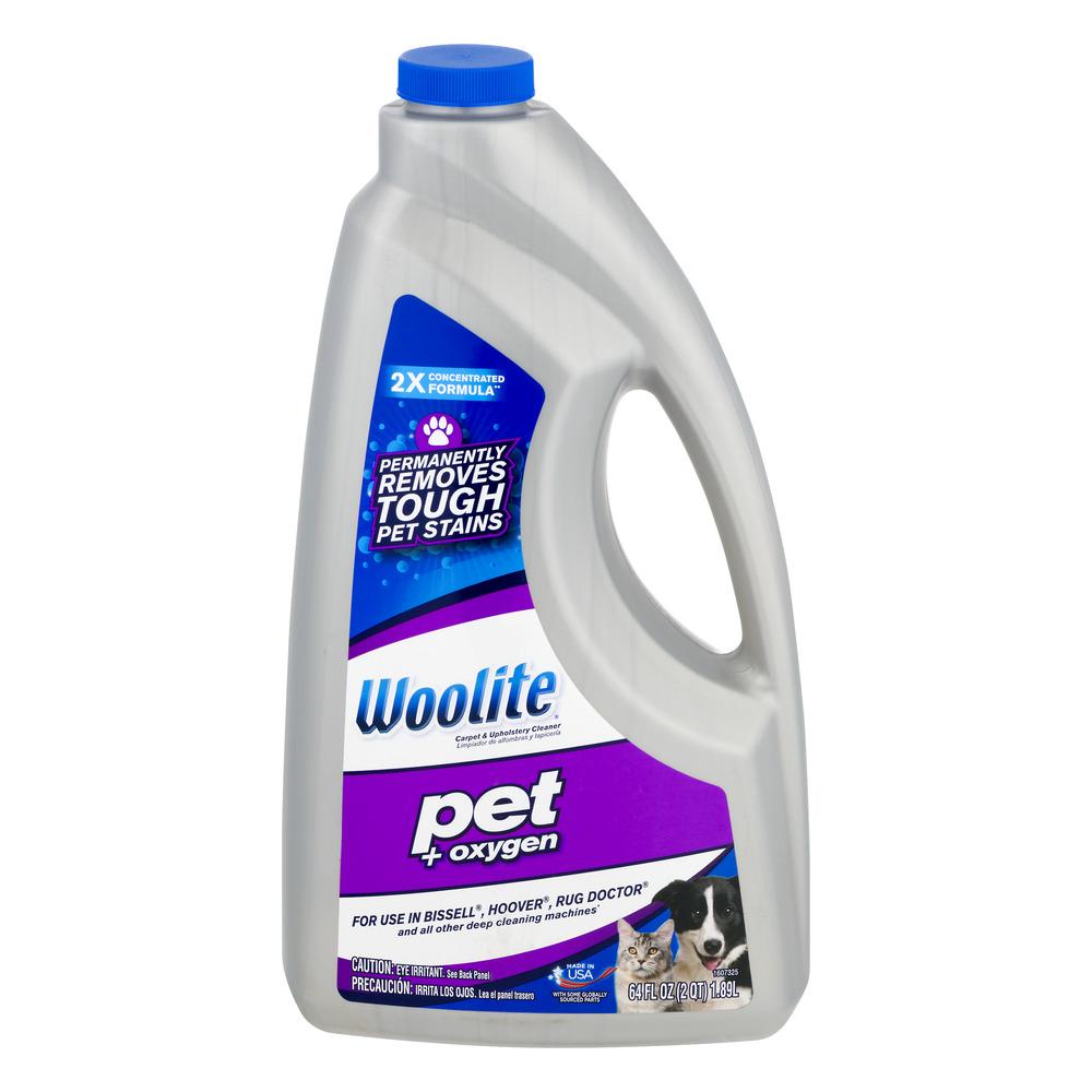 Woolite Pet Oxygen Carpet Upholstery Cleaner 64 0 Fl Oz