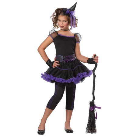 Stardust Witch Child Costume (Purple)