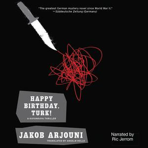Happy Birthday, Turk! - Audiobook