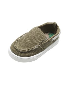 Wonder Nation Infant Boys' Casual Slip-on Surf Shoe