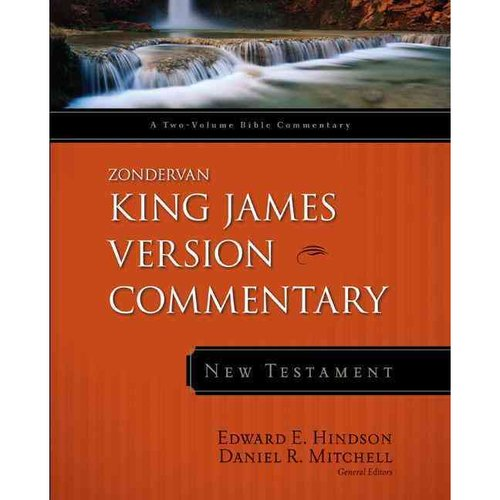 Zondervan King James Version Commentary: New Testament