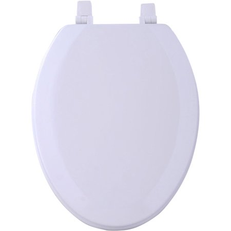Wood Toilet Seat Walmart.Fantasia 19 Elongated Wood Toilet Seat
