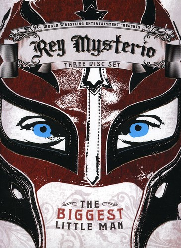 WWE: Rey Mysterio Biggest Little Man by GENIUS PRODUCTS INC