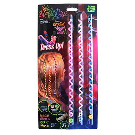SpaghettiHeadz Dress up 3 Pack Glow in the Dark - Glow In The Dark Dress Up Ideas