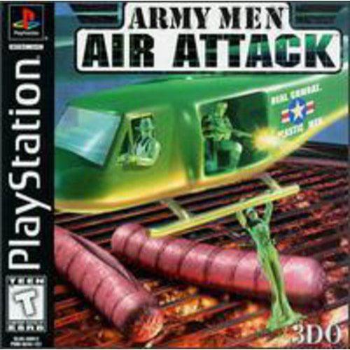 Image of Army Men Air Attack PS