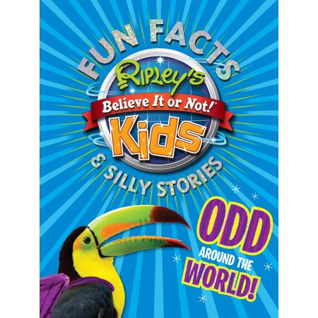Ripley's Fun Facts & Silly Stories: ODD AROUND THE WORLD](Halloween History Fun Facts)