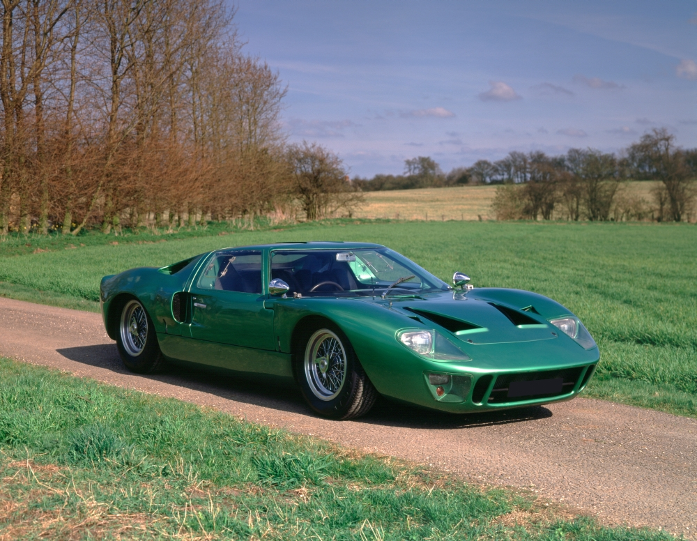 Ford Gt  Litre Road Competition Coupe The Gt  Is So Named Due