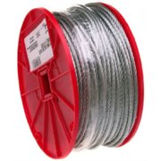 """Cables - 1/8""""-7x7 unctd cable reel"""