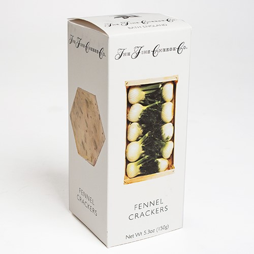 Specialty Crackers from The Fine Cheese Co. - Fennel
