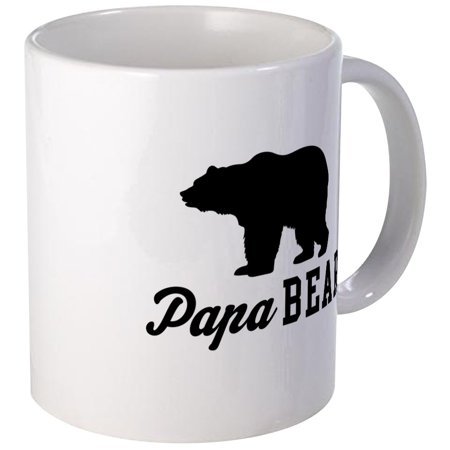 CafePress - Papa Bear Mugs - Unique Coffee Mug, Coffee Cup CafePress - Chicago Bears Cups