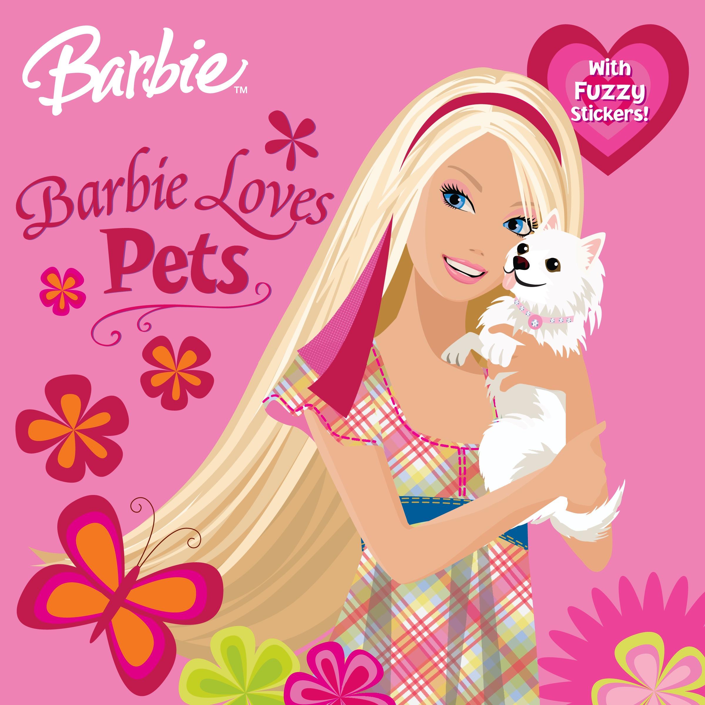 Barbie Loves Pets (Barbie)