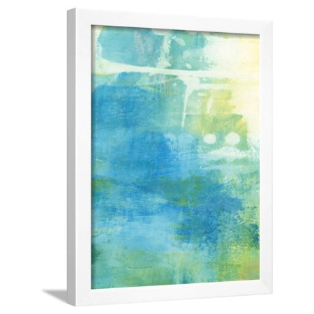 Lacuna I Framed Print Wall Art By Sue Jachimiec