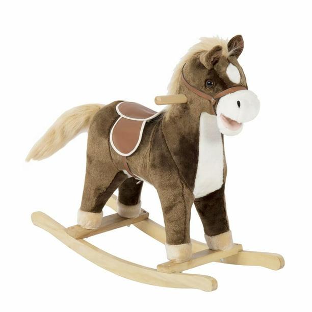 Retro Nursery Decor Retro Rocking Toy Cowboy Nursery Decor Childrens Toy Horse Baby Equestrian Toy Horse