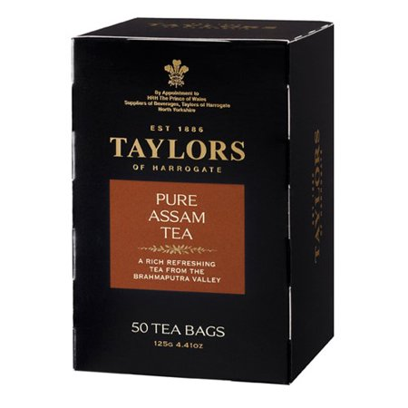 Taylors of Harrogate Pure Assam Tea, 50 Tea