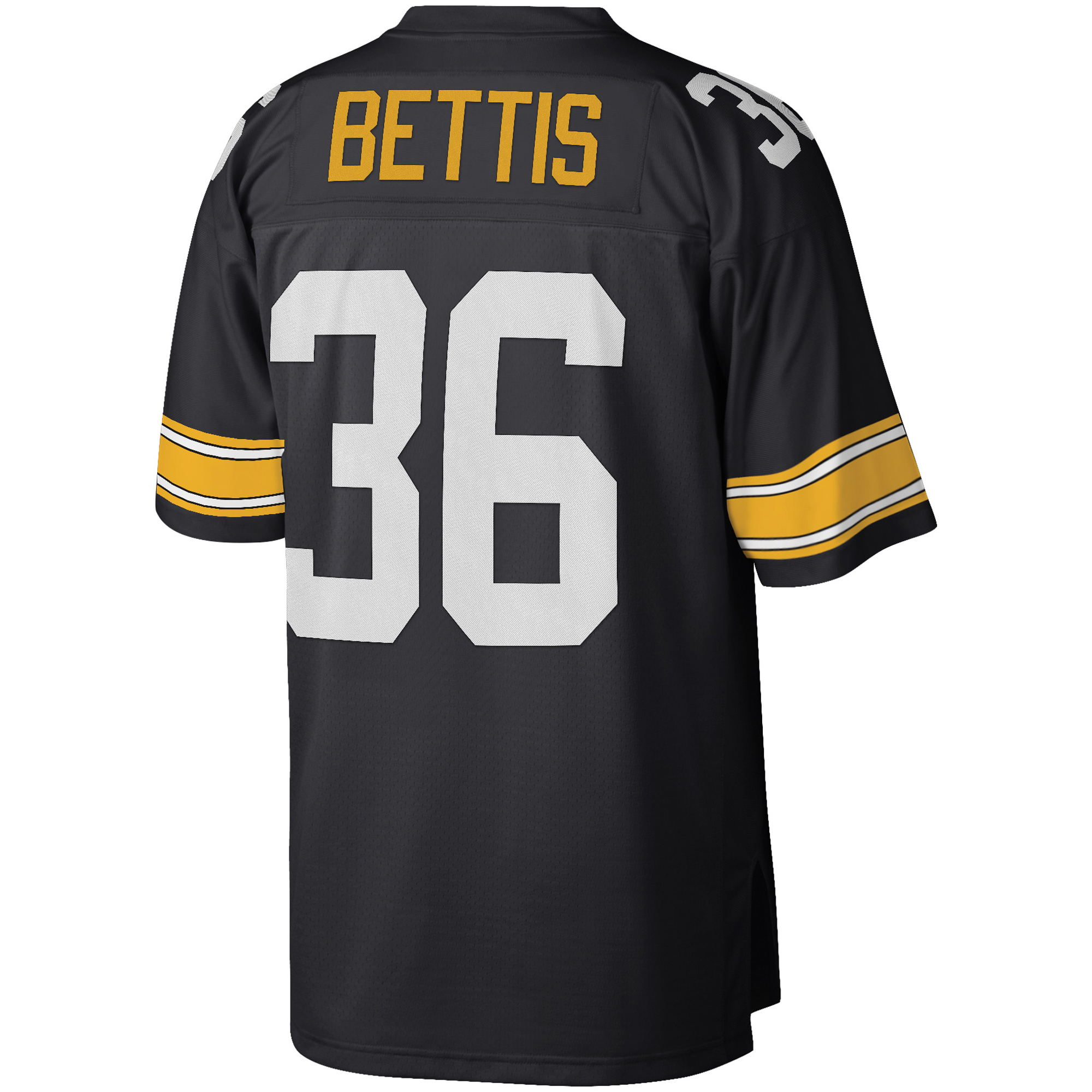 more photos 3d1cb 48179 Jerome Bettis Pittsburgh Steelers Mitchell & Ness Retired Player Legacy  Replica Jersey - Black