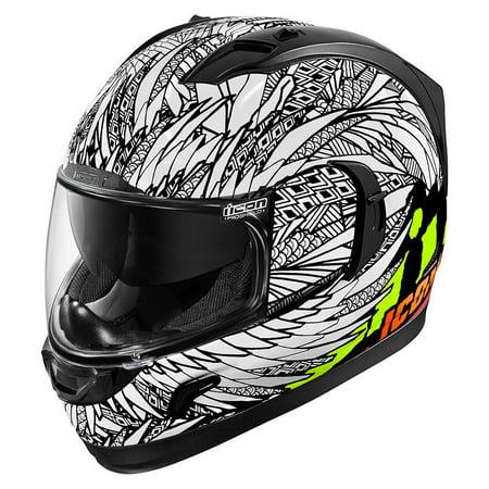 Icon Alliance GT Bird Strike Motorcycle Helmet -