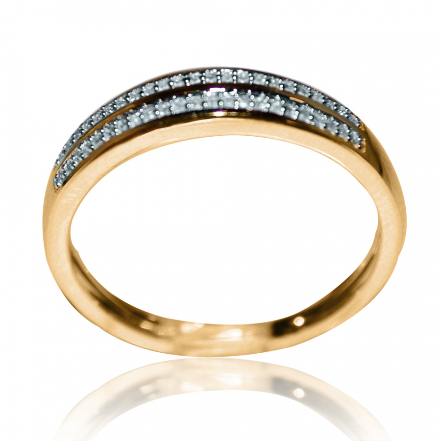 His and Her Trio Ring Set 1 3cttw Diamond 10K Yellow Gold Wedding Set by MidwestJewellery