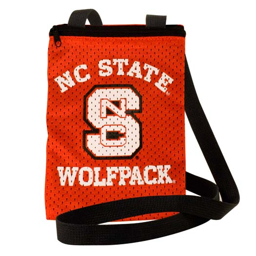 NC State Game Day Valuables Pouch